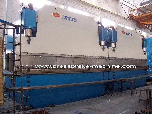 Cnc Tandem Servo Electric Press Brake Forming 10000kn Pressure