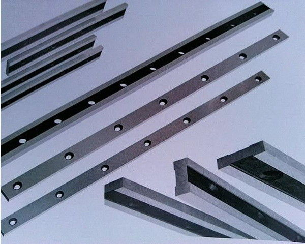 Guillotine Sheet Metal Shear Blades 6mm Shear Knife Tools