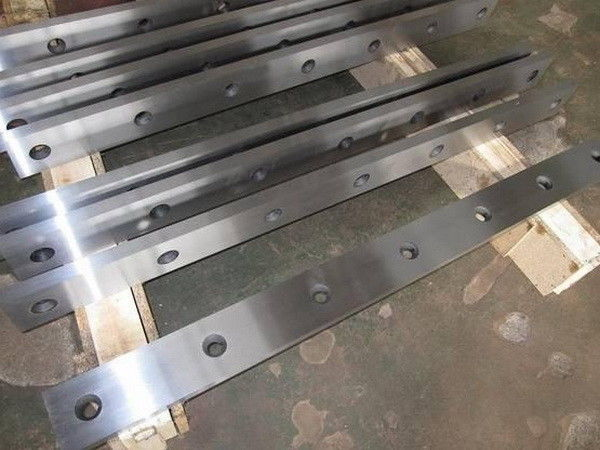 Cr12mov Material Metal Shear Blades Carbide Blade Tools