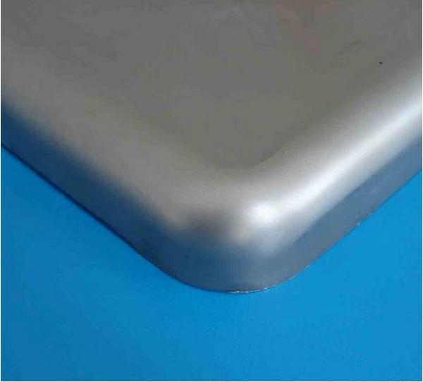 Aluminum Sheet Metal Forming Machine Sheet Metal Corner