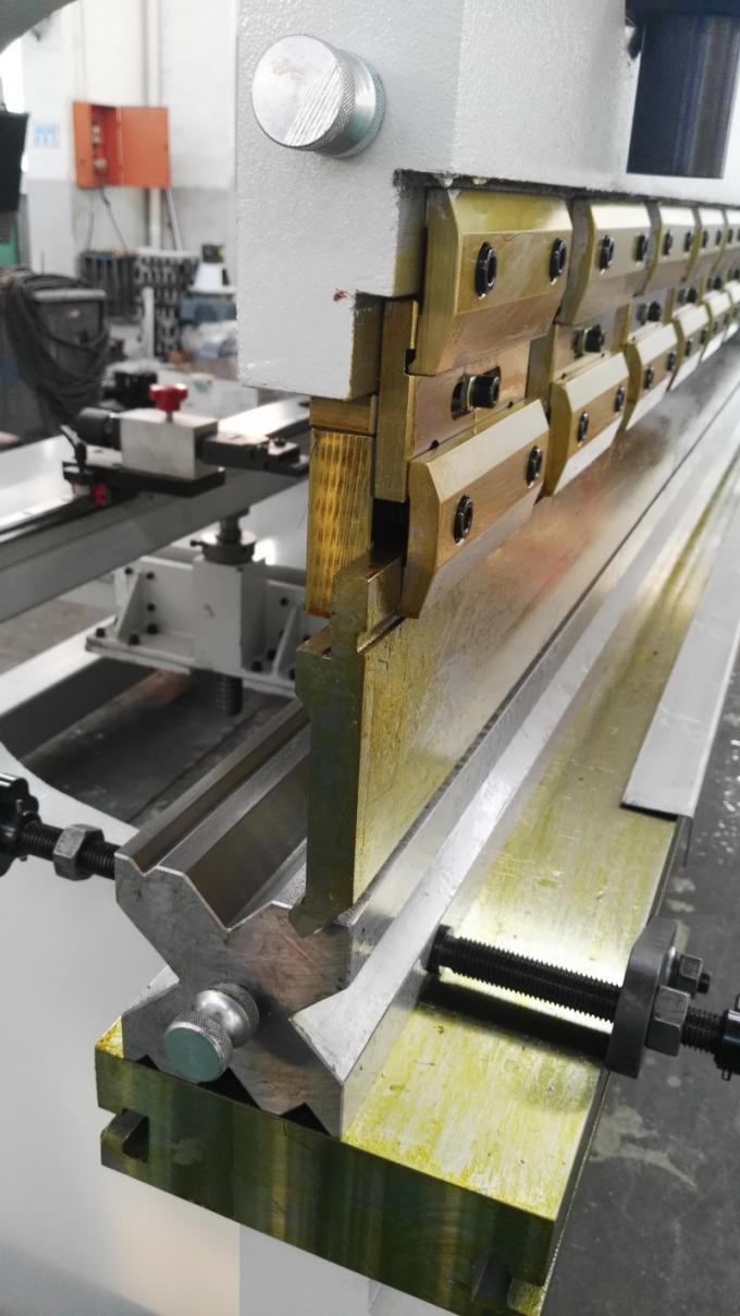 Manual Sheet Metal Press Brake Machine Second Hand 160t